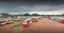 করোনা: রাজশাহী থেকে ঢাকাসহ দূরপাল্লার বাস বন্ধ
