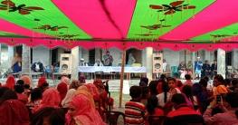 মোল্লাহাটে এসএসসি পরীক্ষার্থীদের বিদায় সংবর্ধনা