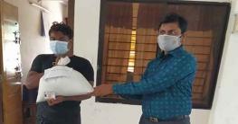 কচুয়ায় করোনাকালে সরকারী সহায়তা বিতরণ শুরু