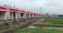 মোল্লাহাটে প্রধানমন্ত্রীর উপহার পাঁকা ঘর পাচ্ছেন ৬০ গৃহহীন পরিবার