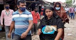 মোংলায় গাঁজাসহ এক নারী মাদক ব্যাবসায়ী আটক