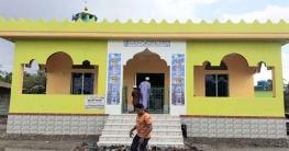 রামপালে কাতার চ্যারিটির অর্থায়নে নির্মিত মসজিদ হস্তান্তর