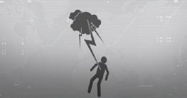 বাগেরহাটে বজ্রপাতে গেল যুবকের প্রাণ