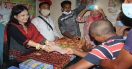 মোল্লাহাটে প্রতিবন্ধী শিক্ষার্থীদের আর্থিক সহায়তা