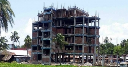বাগেরহাটে নির্মাণ হচ্ছে পর্যটন করপোরেশনের মোটেল