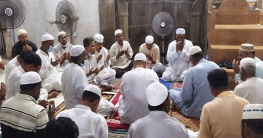 সাংসদ শেখ হেলাল উদ্দিনের মায়ের সুস্থতা কামনায় দোয়া মাহফিল