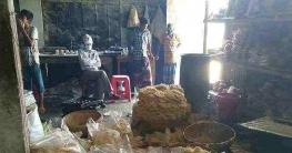 শরণখোলায় ভেজাল সেমাই তৈরীর করায় কারখানা মালিককে জরিমানা
