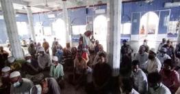 মোংলায় কেসিসি মেয়রের সুস্থতা কামনায় পৌর স্বেচ্ছাসেবক লীগের দোয়া