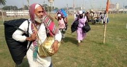 টঙ্গীতে ২৪ ঘণ্টার জোড় ইজতেমা শুরু শুক্রবার