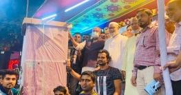 রামপালে শেখ রাসেল স্মৃতি স্মরণে ফুটবল টুর্নামেন্ট অনুষ্ঠিত