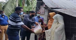 রামপালে সড়ক দুর্ঘটনায় নিহতদের পরিবারকে নগদ অর্থ ও খাদ্য সহায়তা