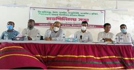 চিতলমারীতে বাল্যবিবাহ প্রতিরোধে শিক্ষা প্রতিষ্ঠান প্রধানদের সভা