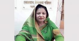 কচুয়া উপজেলা পরিষদের নৌকার মাঝি নাজমা সরোয়ার