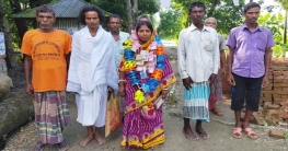চিতলমারীতে দলিত নারী ঝর্ণার জয়লাভ, উন্নয়ন চান